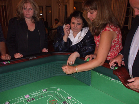 NJ Casino Party